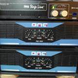 Amplificator studio Altele - Amplificator putere BMG PQ600