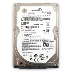 Hard Disk HDD Laptop 250 GB SATA Seagate GARANTIE 1 AN, 200-299 GB
