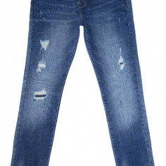 Blugi barbati H&m, Lungi, Prespalat, Skinny, Normal - Blugi Conici H&M - (MARIME: 28 x 32) - Talie = 80 CM, Lungime = 105 CM