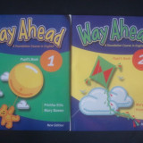Carte educativa - MARY BOWEN, PRINTHA ELLIS - WAY AHEAD PUPIL'S BOOK 2 volume {ilustratii color}