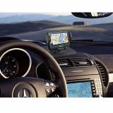 Vand covoraș din cauciuc cu disc plastic destinat montare sisteme gps telefon - Suport auto