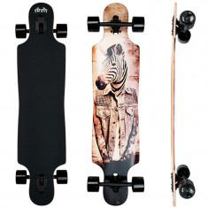 """Skateboard - Longboard Area Zebbie 39""""/100cm"""