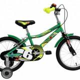 Bicicleta BMX - 1603 (2016) DHS Verde