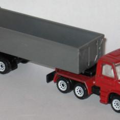SIKU - Scania + Remoca - Macheta auto Siku, 1:50