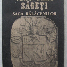 Biografie - Constantin Balaceanu Stolnici - Cele Trei Sageti - Saga Balacenilor
