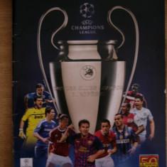 ALBUM PANINI - UEFA CHAMPIONS LEAGUE - EDITIA 2011 - 2012