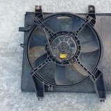 Electroventilator auto, Hyundai, ACCENT (LC) - [1999 - 2005] - Ventilator racire radiator apa Hyundai Accent