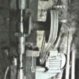 Vand bormasina fixa cu motor trifazic