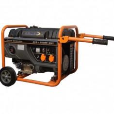 Generator curent - Generator monofazat Stager GG 6300W