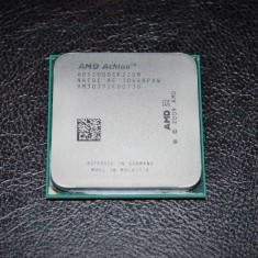 Procesor PC AMD, AMD, AMD Athlon 64, Numar nuclee: 2, 2.0GHz - 2.4GHz, AM2 - Procesor AMD Athlon Dual Core 5200+, socket AM2 2.3 Ghz + cooler