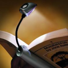 Lampa de carte Stylus Argintie