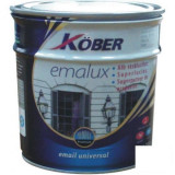 Emalux alb azurat Kober - 0.75 L