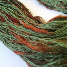 Fir de tricotat sau crosetat, fantezie, moale, matasos
