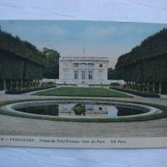 Carte postala circulata in anul 1913 - Versailles France - Carte postala tematica, Printata, Franta
