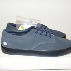 Tenisi Lacoste Barbados Shoes Navy din piele intoarsa nr. 40, 5 - Tenisi barbati Lacoste, Piele intoarsa