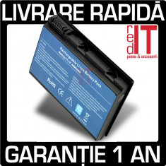 Baterie laptop, 6 celule, 4400 mAh - BATERIE ACUMULATOR ACER TM00741 TM00751 GRAPE32 GRAPE34 LC.BTP00.003 CONIS71