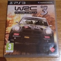 JOC PS3 WRC 3 FIA WORLD RALLY CHAMPIONSHIP ORIGINAL / by WADDER - Jocuri PS3 Altele, Curse auto-moto, 3+, Multiplayer