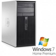Sisteme desktop fara monitor - PC Refurbished HP DC5750 AMD Athlon 3800 Win 7 Home
