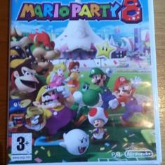 Jocuri WII Altele, Arcade, 3+, Multiplayer - JOC WII MARIO PARTY 8 ORIGINAL PAL / by DARK WADDER