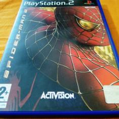 Joc Spider-man 2, PS2, original, 29.99 lei(gamestore)! Alte sute de jocuri! - Jocuri PS2 Altele, Actiune, 12+, Single player