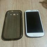 Telefon Samsung, Alb, 16GB, Neblocat, Single SIM, Quad core - Samsung galaxy s3 16g nevarlock. CEL MAI MIC PRET DIN ROMANIA!!