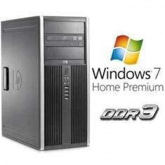 Sisteme desktop fara monitor - PC Refurbished HP 6000 Pro Mt E5300 Windows 7 Home