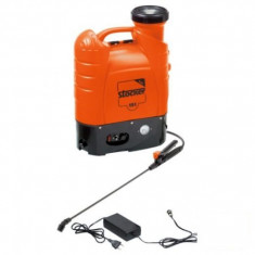 Stropitoare gradina - Pompa de stropit electrica tip rucsac Stoker Electro - 15 litri