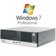 Calculatoare Refurbished Esprimo E5615 AMD Athlon 3800 Windows 7 Pro - Imprimanta foto