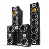 HOME THEATRE 5.0 BLACK 1240W MAX - Sistem Home Cinema