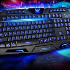Tastatura Gamer Iluminata Tri-color M200