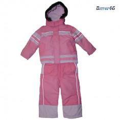 Haine Copii 1 - 3 ani - Costum ski de fete, salopeta si geaca firma Debenhams marimea 98 cm 2-3 ani