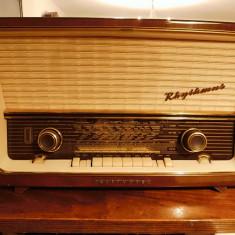 Aparat radio - Radio lampi telefunken