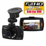 Camera auto G30 Full HD 170° Novatek 2.7 NightVision, G-sensor, Senzor miscare
