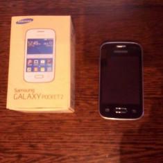 Vand Telefon Mobil Samsung Galaxy Pocket 2 Nou, Alb