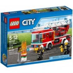 LEGO® City Camion de pompieri cu scară 60107