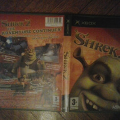 Jocuri Xbox, Actiune, 3+, Multiplayer - Shrek 2 - Joc XBox classic (GameLand)