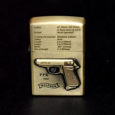 "Bricheta Zippo - Bricheta model "" Zippo "" - pistol "" Walther """