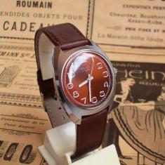 Ceas rusesc de colectie Poljot Kirovskie, 17J, cal. 2609.H, functional - Ceas barbatesc