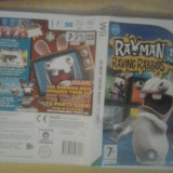 Rayman - Raving Rabbids TV party - Joc Nintendo Wii (GameLand )