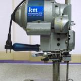 Cutter, masina croit textile KM - Masina de taiat