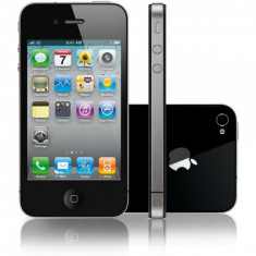 Telefon Apple iPhone 4S Black, 16 GB, Wi-Fi, fara incarcator