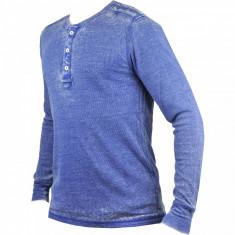 Bluza barbati Ecko Unlimited Marc Ecko Cut Sew Blrnout Thermal Henley #1000000008029 - Marime: M, Marime: M, Culoare: Din imagine
