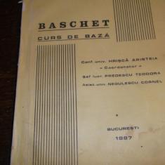 BASCHET CURS DE BAZA - Certificare