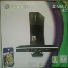 Consola Xbox 360 Microsoft S 4 GB - SLIM pachet complet (GameLand )