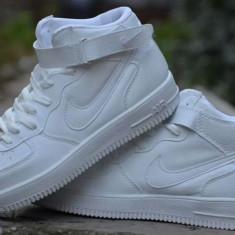 Adidasi dama Nike, Piele sintetica - Adidasi Gheata Nike Air Force ONE, UNISEX, Nr 36 -44