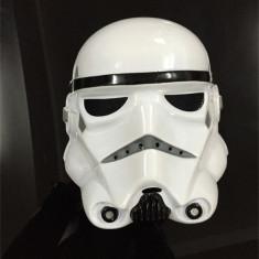 Masca Stormtrooper, Star Wars - Masca carnaval, Marime: Marime universala, Culoare: Din imagine