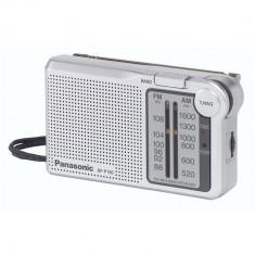 Aparat radio - Panasonic Radio portabil Panasonic RF-P150EG9-S Silver