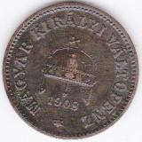 1) Ungaria Transilvania Austria 2 Filler 1908, Europa