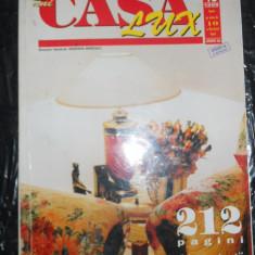 CASA LUX - NR 10 ANUL 1999 - NUMAR ANIVERSAR 5 ANI - Revista casa