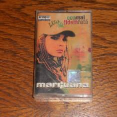 Marijuana - Cea mai fidela fata - Muzica Hip Hop, Casete audio